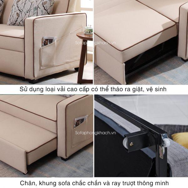 tiện ích vượt trội của sofa giường đẹp 7006-1