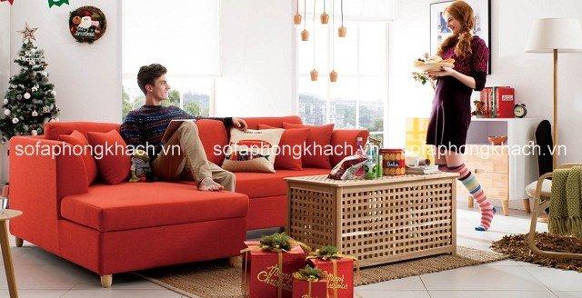 Giúp bạn chọn màu ghế sofa góc đẹp đón xuân