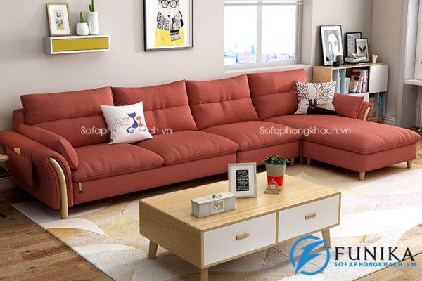 Sofa góc nỉ 1902