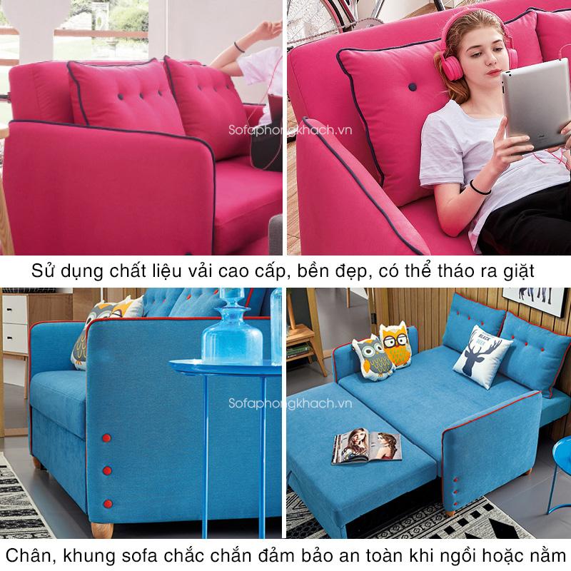 tiện ích của sofa giường đẹp DA-208-2