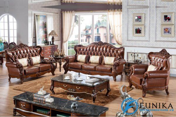 Sofa cổ điển 7277D