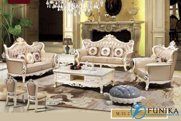 Sofa cổ điển cao cấp M33