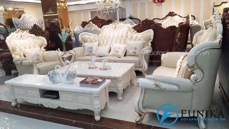 Sofa cổ điển cao cấp M62