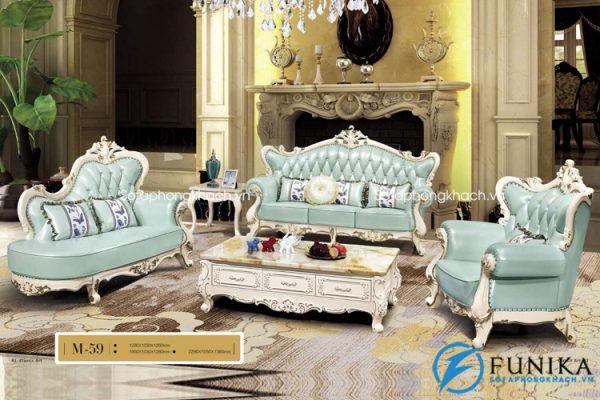 Sofa cổ điển đẹp M59