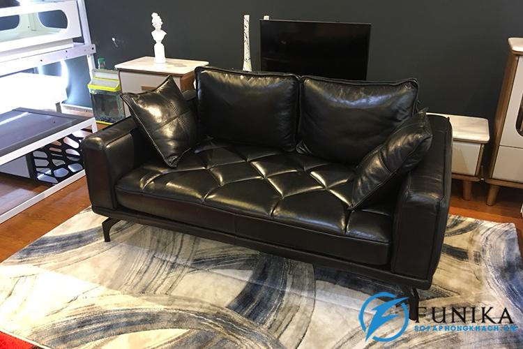 Sofa da thật Malaysia 7033