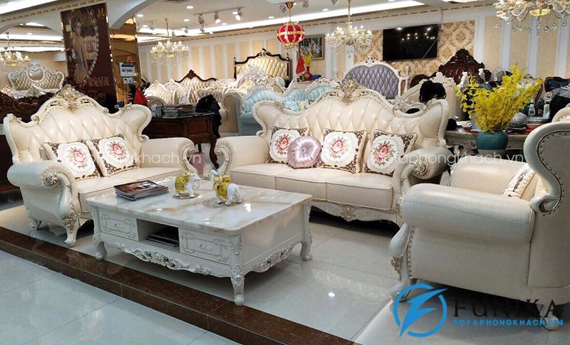 Sofa cổ điển cao cấp M66