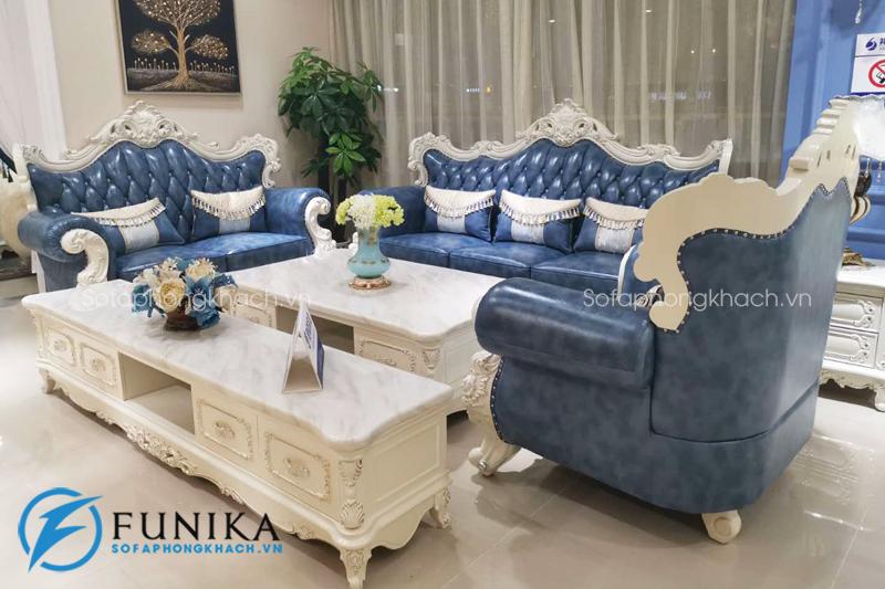 Sofa cổ điển cao cấp SC898-1