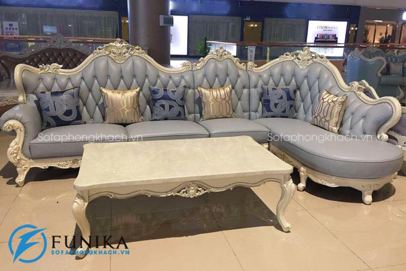 Sofa cổ điển góc SC688
