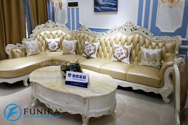 Sofa cổ điển đẹp SC768