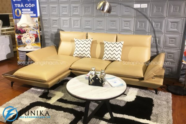 Sofa góc da TL168
