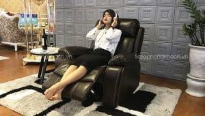 Sofa thư giãn nhập khẩu 8028