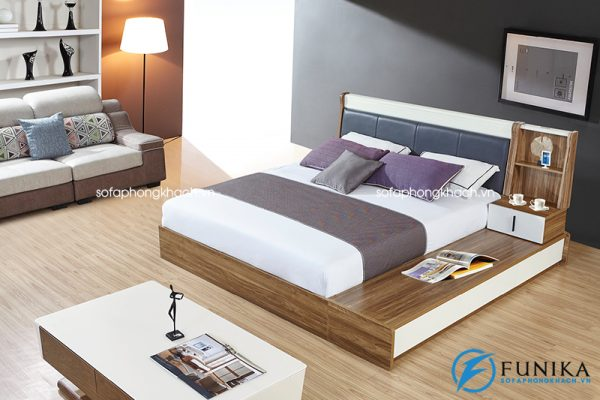 Bộ phòng ngủ hiện đại Wilz-6011
