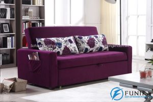 Bàn giao sofa giường 942-5 tại quận Ba Đình
