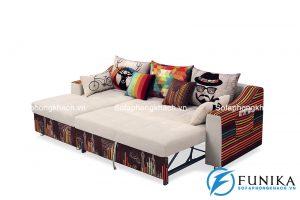 Bàn giao sofa giường BK-9012 tại quận Ba Đình