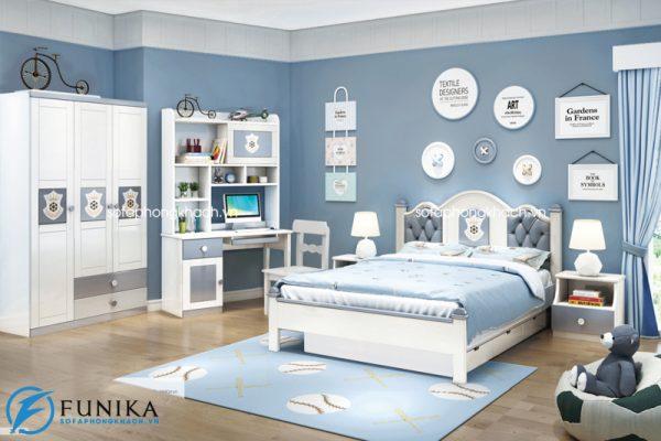 Phòng ngủ trẻ em nhập khẩu 8919