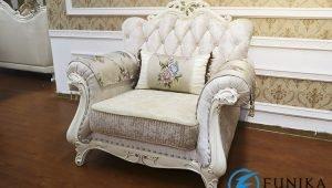 Ghế sofa cổ điển đơn TL108