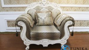 Ghế sofa cổ điển đơn TL109