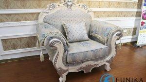 Ghế sofa cổ điển đơn TL110