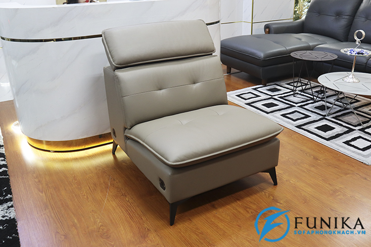 Ghế sofa da đơn TL106