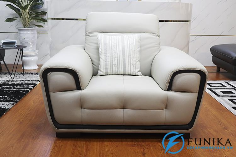 Ghế sofa da đơn TL107