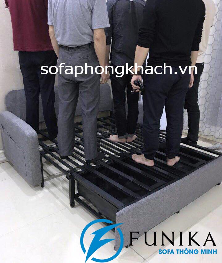 khung sofa giường F899 bền mãi với thời gian
