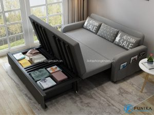Sofa giường thông minh F899