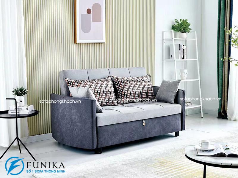 sofa giường nhập khẩu L10