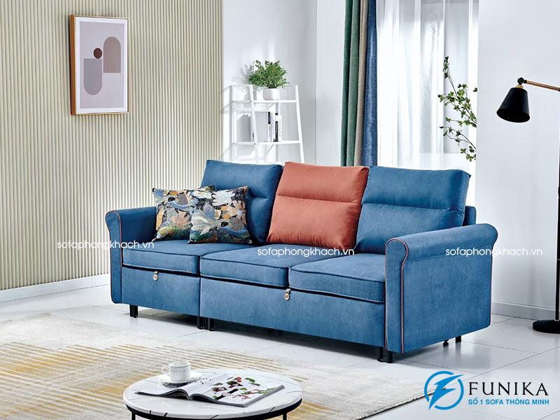 sofa giường nhập khẩu L01 cao cấp