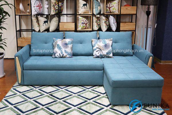 Ghế sofa giường góc F01