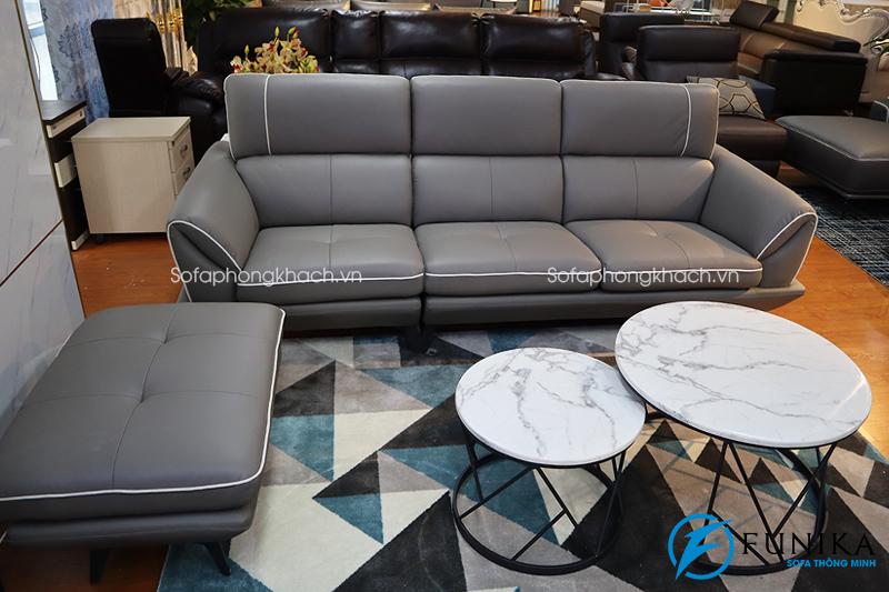Sofa văng da F7