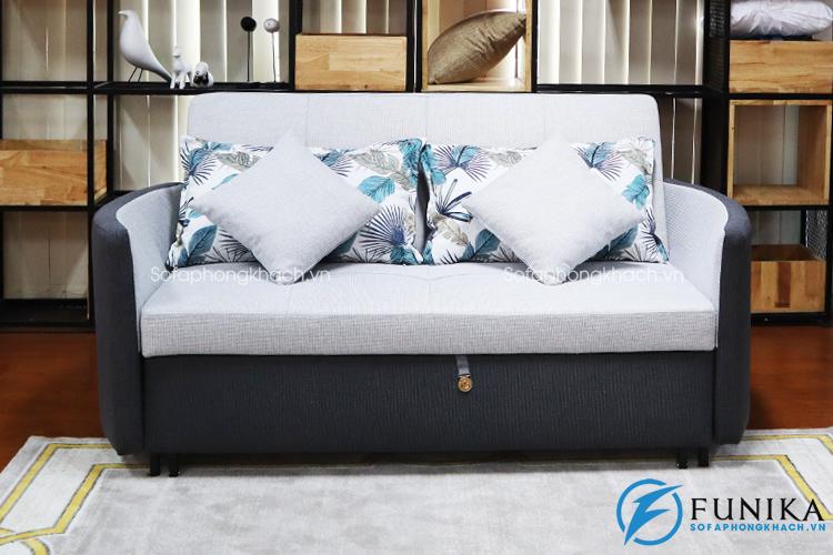 Bàn giao sofa giường tại Thái Nguyên mẫu L10