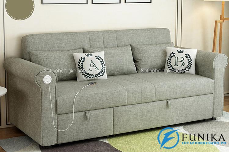 Bàn giao sofa giường 7008-2 tại Thanh Xuân