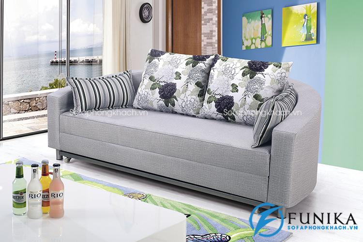 Bàn giao sofa giường BK-6021 tại Vinhomes SmartCity