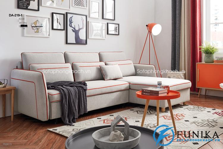 Bàn giao sofa giường DA-219 tại Thanh Xuân