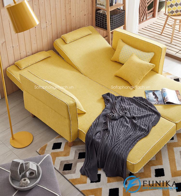 Bàn giao sofa giường DA-211 tại Tây Hồ