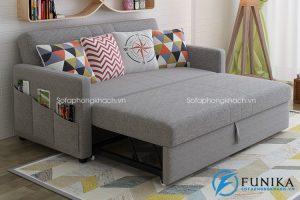 Bàn giao sofa giường 866 tại Vinhomes SmartCity