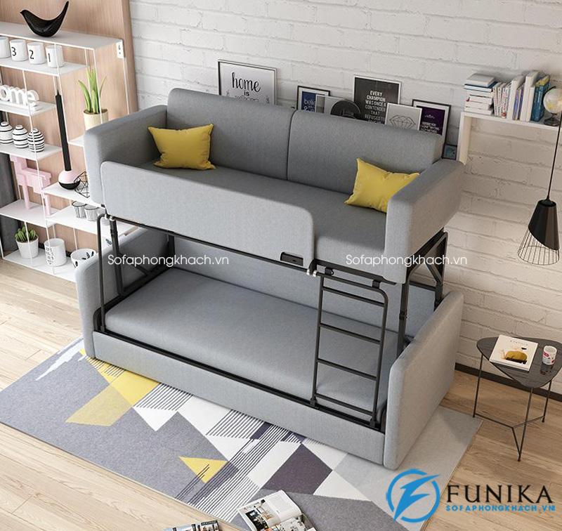 Bàn giao sofa giường 9026 tại Vinhomes SmartCity