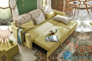 Bàn giao sofa giường DA-199 tại Vinhomes Ocean Park