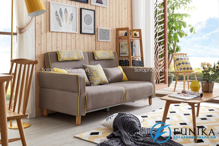 Bàn giao sofa giường DA-211 tại Hoàng Mai