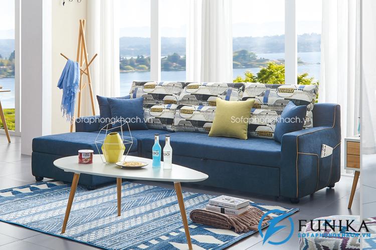 Bàn giao sofa giường DA-222 tại quận Từ Liêm