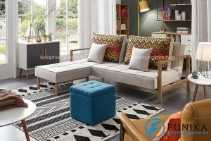 Bàn giao sofa giường DA-56B tại quận Từ Liêm