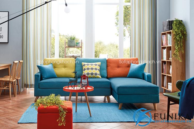 Bàn giao sofa giường DA-218 tại quận Từ Liêm