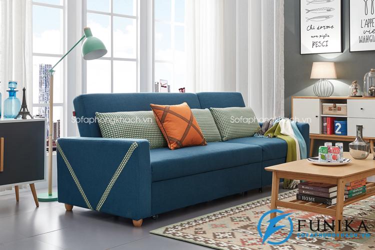 Bàn giao sofa giường DA-216 tại quận Từ Liêm