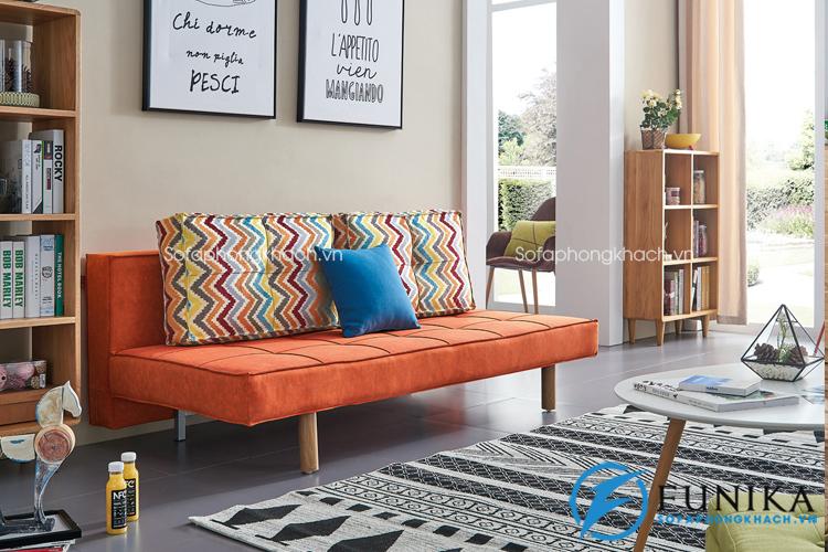 Bàn giao sofa giường DA-73 tại Hoàng Mai