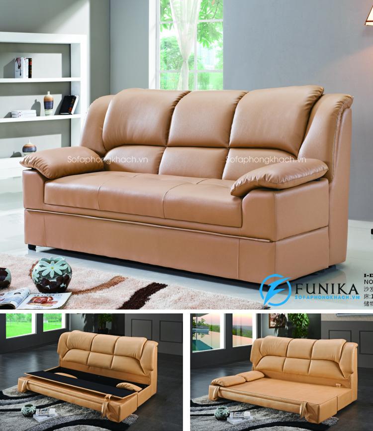 Giường sofa bằng da mã 712