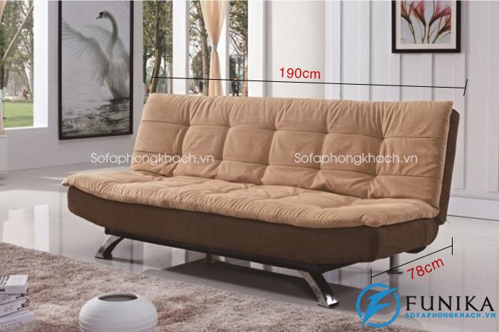 Sofa giường bằng vải 908