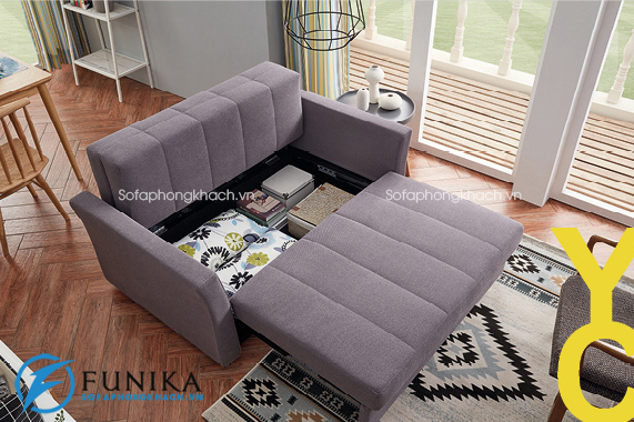 Sofa giường có gộc đồ BK-6060