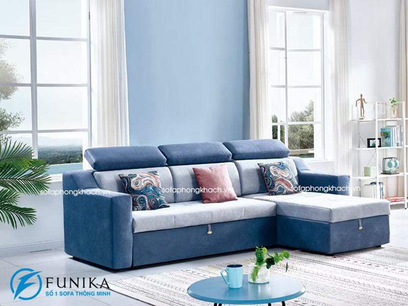 Sofa giường góc F03 nhập khẩu