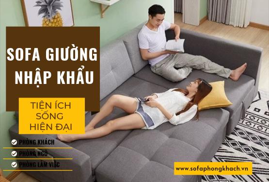 Top 10 sofa giường thông minh chất lượng tốt nhất hiện nay