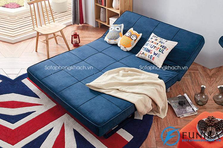 Sofa giường thông minh nhỏ gọn tiện dụng, dễ dàng di chuyển